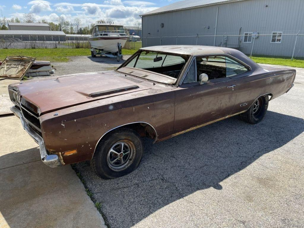 Barn Finds, Survivors, And Project Cars Head To Auction