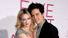 Lili Reinhart says people don't 'know sh**' about her relationship status with Cole Sprouse