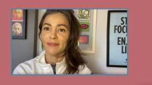 """Suzana Alves fala sobre culpa na quarentena: """"Sou adulta e bem resolvida, sei falar não"""""""
