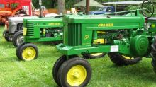Deere & Company Stock Surges on Strong Outlook