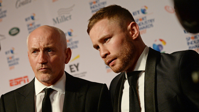 Carl Frampton splits from manager Barry McGuigan