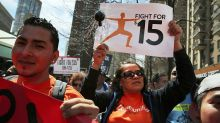 U.S. minimum wages are probably at their highest level ever, one economist says