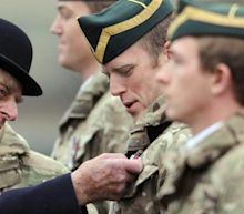 Prince Philip was an 'inspiration and role model' to the Armed Forces