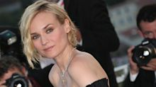 Diane Kruger Loses Bet at Cannes, Has to Get a Tattoo