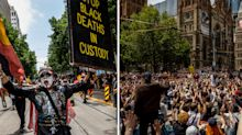 Warnings as thousands plan to flood streets in Australia Day protest