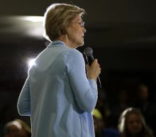 Elizabeth Warren says half her cabinet will be women
