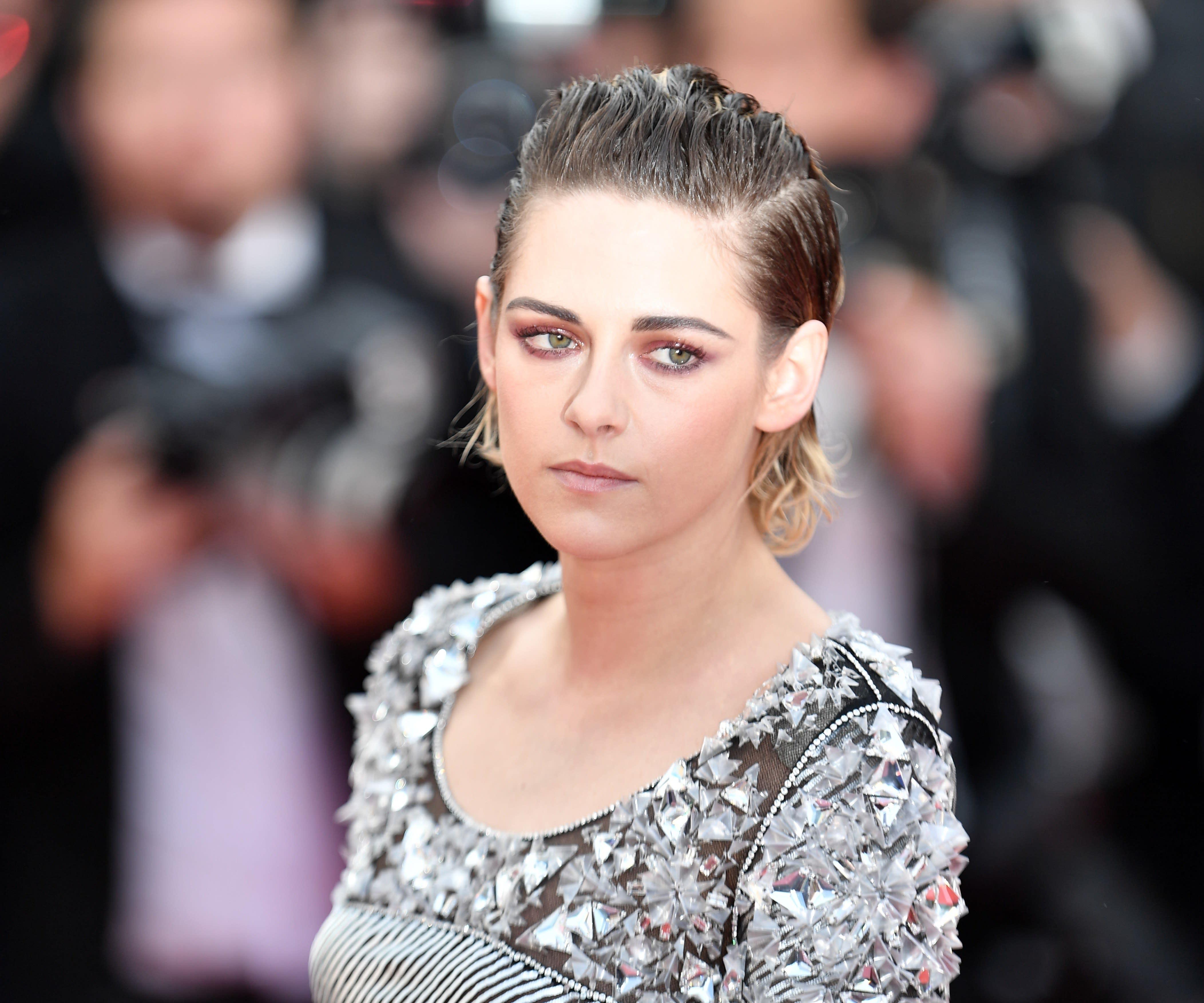 Kristen Stewart first talked about her wanderings between men and women
