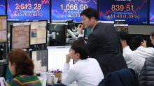 Las noticias sobre el coronavirus permiten a Seúl subir por segundo día