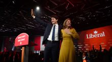 Canada election highlights: Justin Trudeau nabs 'incredibly rare' win, follows up with speech snafu