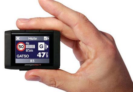 Origin intros Pogo Alert speed camera warning system