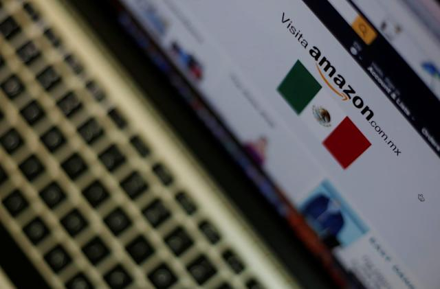 Amazon's first debit card arrives in Mexico
