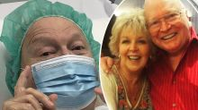 Patti Newton gives update on Bert Newton's hospital visit