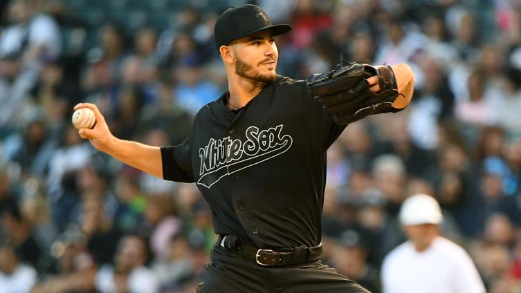 The learning process continues for Dylan Cease, who just had 'my best start of the year'