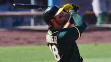 Athletics' Chad Pinder could return from IL Friday for Twins series