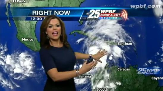 First Alert Forecast: Tropical Storm Watch in effect