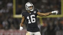 Raiders release WR Tyrell Williams halfway through four-year, $44 million contract