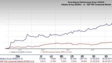 Alibaba & 4 Internet Commerce Peers to Buy Today