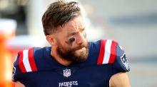 Longtime Patriots WR, former Super Bowl MVP Julian Edelman retires