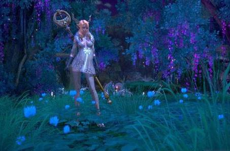TERA's PvP features light death penalty