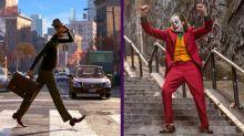 El parecido entre Joker y lo próximo de Pixar que nadie vio venir