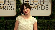 Zooey Deschanel Complains About the Limits of a Pregnancy Diet