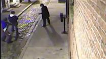 Vicious attack in Center City caught on camera