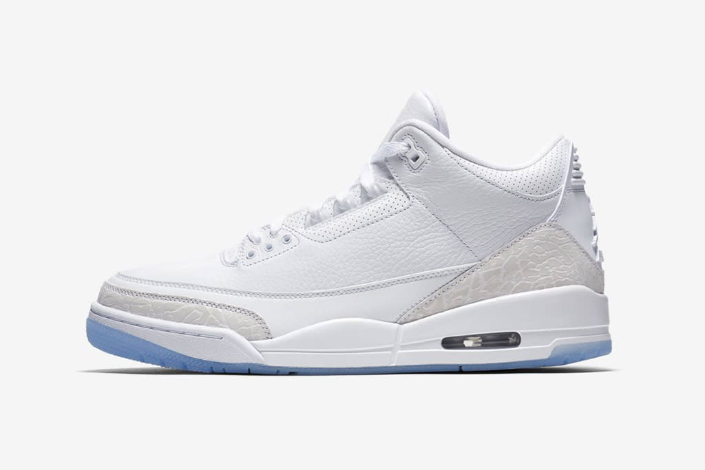 The Most Pristine Air Jordan 3 Ever Releases This Weekend