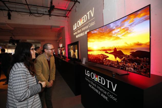 LG's spending billions to make more OLED things