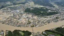 Starker Regen bringt Tod und Überschwemmungen nach Japan