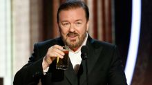 Ricky Gervais Reveals What He Said in His Censored Joke at the 2020 Golden Globes