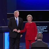 4 Times Trump & Clinton Talked Money in the Presidential Debate