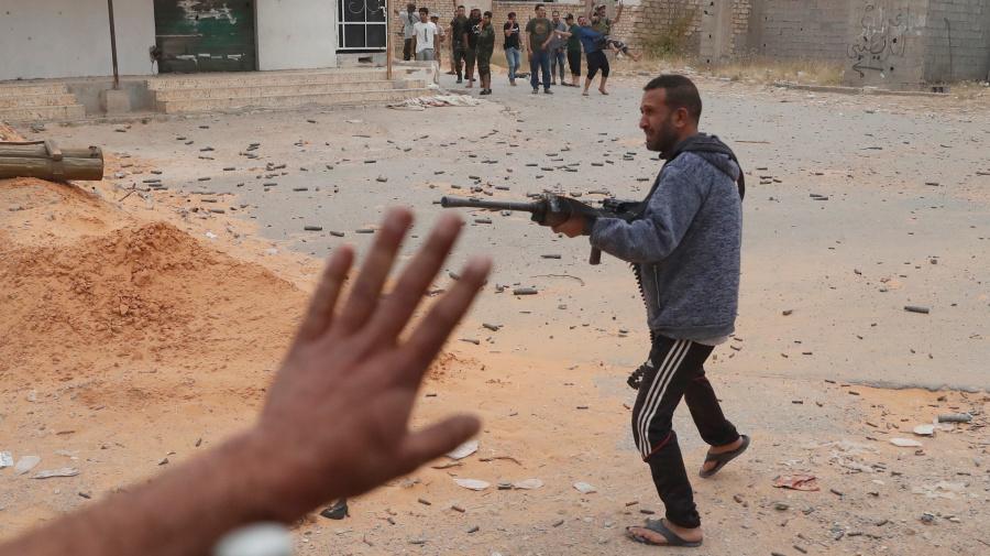 How Trump helped spark Libya's humanitarian crisis