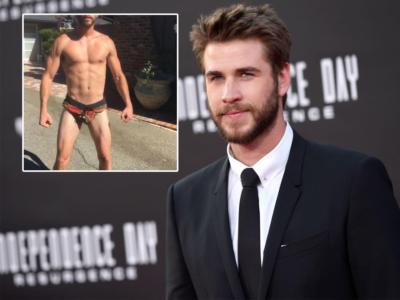 Chris Hemsworth Größe