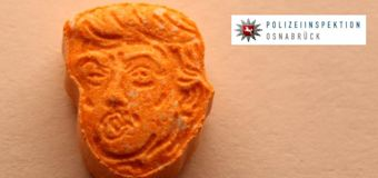 German police uncover stash of 'Trump' ecstasy pills