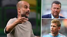 Matthaus takes aim at Guardiola again as he criticises De Bruyne positional change