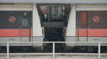 Singapore train collision leaves 28 injured