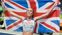 'My body is healthy and strong' - Team GB athlete Eilish McColgan unfazed by online trolls