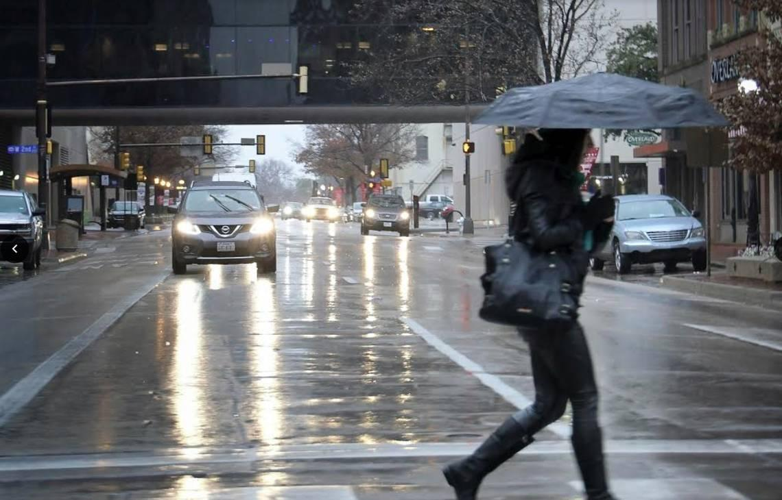Flash flood watch issued for Tarrant County, as storms could drop 5 inches of rain
