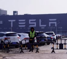 China-built Tesla cars secure subsidies