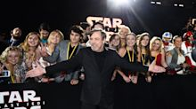 'Star Wars: The Last Jedi' honors late Carrie Fisher at elaborate premiere