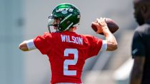 Jets offensive coordinator: We have thrown a lot at Zach Wilson