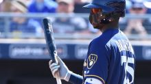 Farm Report: Lewis Brinson is feasting