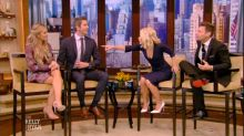Kelly Ripa doesn't hold back while interrogating new 'Bachelor' couple