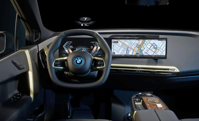 BMW iDrive8