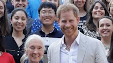 Prince Harry Is 'Finding Things a Bit Challenging Right Now,' Says Friend Dr. Jane Goodall