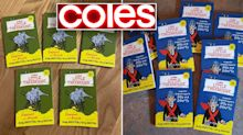 Coles customers' major gripe with new supermarket promotion