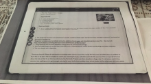 Son shares hilarious photo of recipe PHOTOCOPIED from iPad by his mum