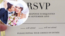 Can you see what's wrong with this wedding invitation?