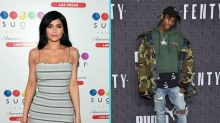 Kylie Jenner and Travis Scott Get Close in Boston: Pic