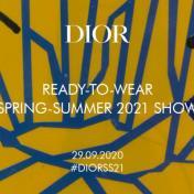 線上觀看Dior SS2021時裝騷!到底這次Maria Grazia Chiuri想帶出甚麼信息?